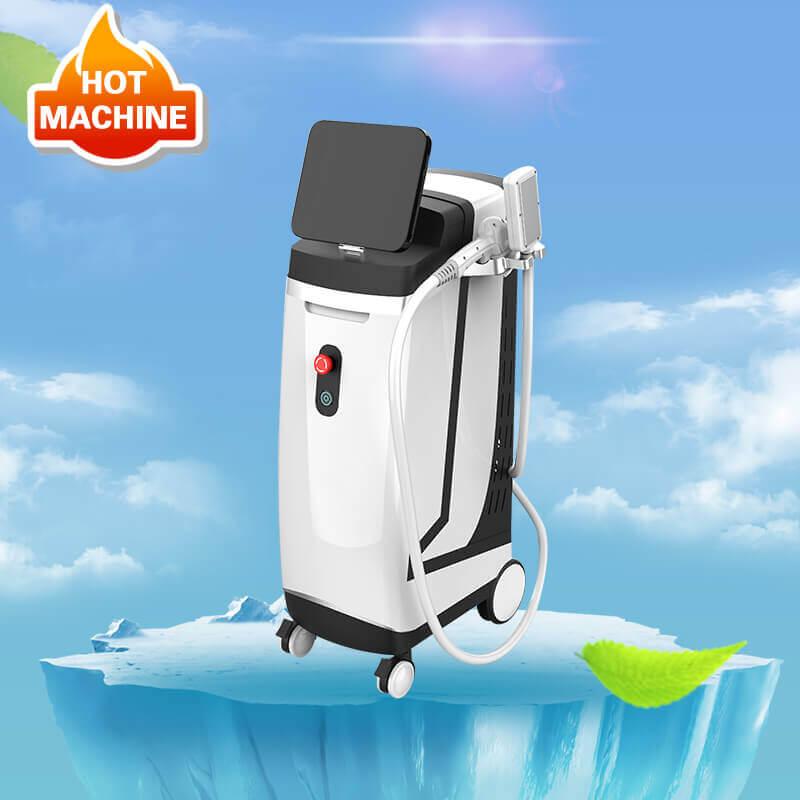 Máquina de depilación láser de diodo 1200W