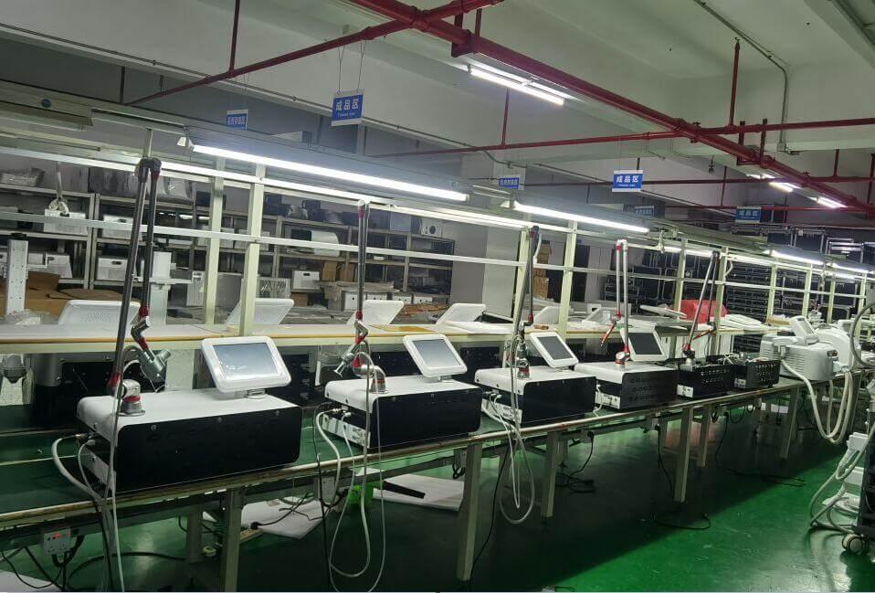 fabricante de máquinas láser picosure